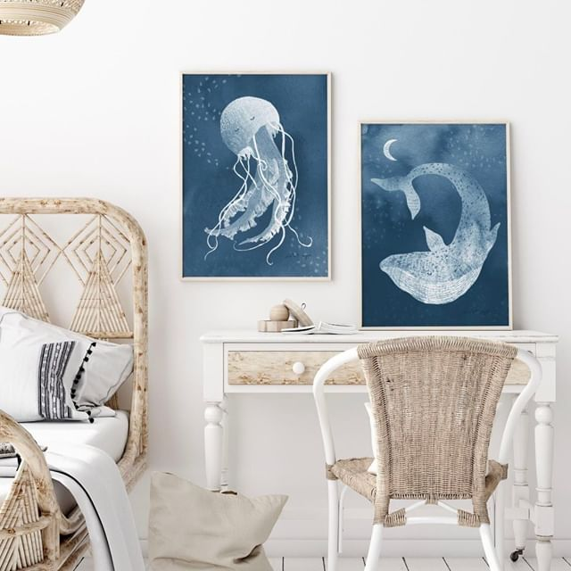 nursery wall art decoration