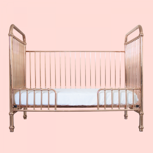 Cot Accessories Ellie Conversion Kit in Rose Gold