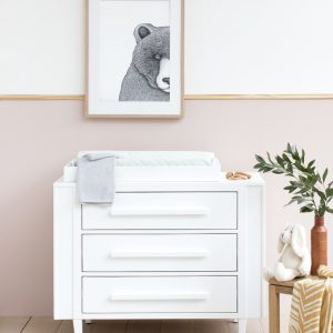 Dressers + Change Tables PRE ORDER   Maxwell Change Table in White