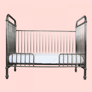 Cot Accessories PRE ORDER   Ivy Conversion Kit in Nickel
