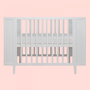Cots PRE ORDER   Maxwell Cot in White