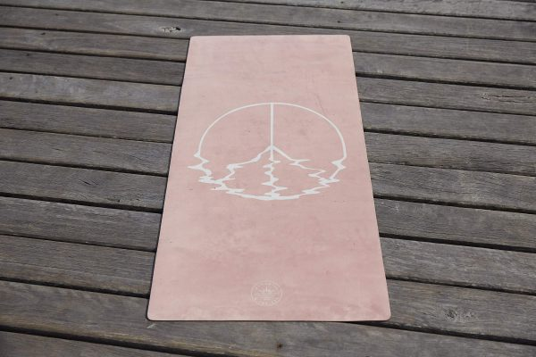 Sunchild Yogi Peace Yoga Mat