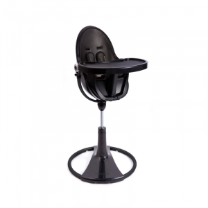 High Chairs Fresco Chrome Highchair in Black (Frame Only)
