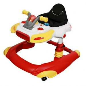Activity Centres + Walkers 'Start Your Engines' Fun Time Baby Walker