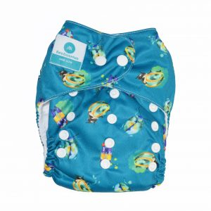 Nappies Bare Essentials One Size Fits Most Cloth Nappy 21