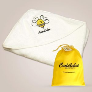 Towels + Face Washers Cuddlebee Smart Towel