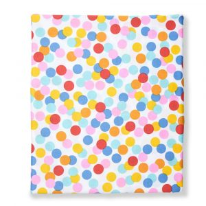 Bed Sheets Confetti Fitted Sheet