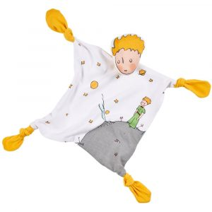 Security Blankets The Little Prince/Le Petit Prince Organic Baby Security Blanket