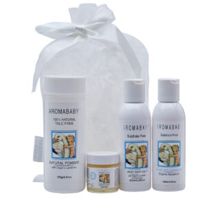 Baby Skincare Aromababy Eco Baby Pamper Pack