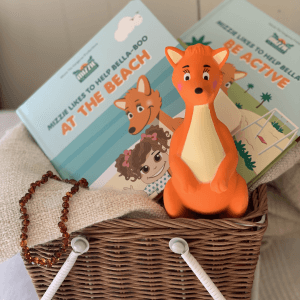 Books The Deluxe Mizzie Baby Shower Gift Set