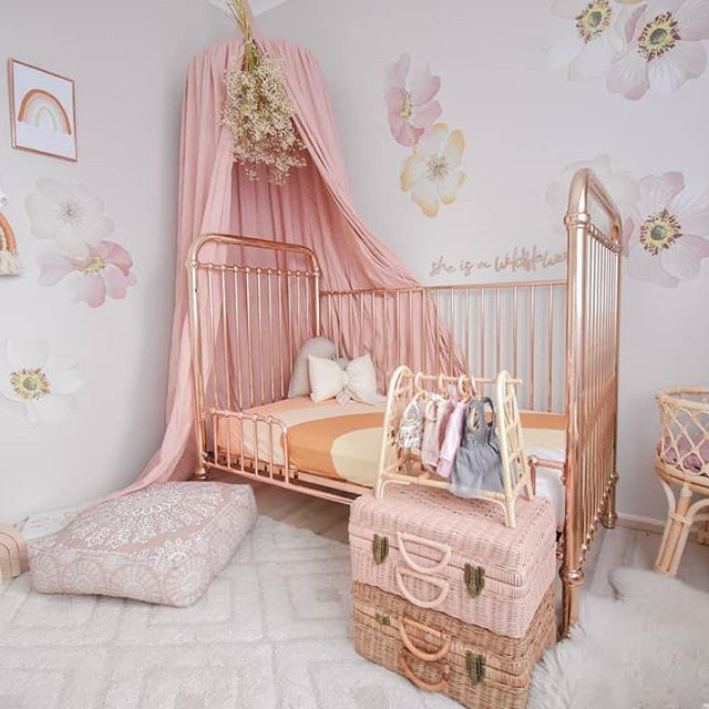 girls baby room ideas