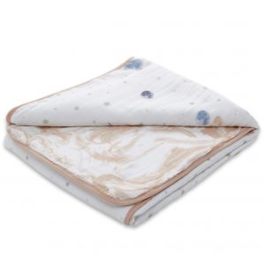 Blankets Aden + Anais Essentials To The Moon Classic Muslin Blanket