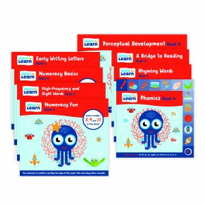 Books Learning Activity Books: Stage 4
