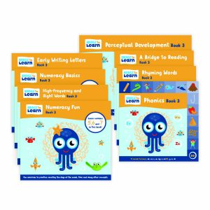Books Learning Activity Books: Stage 3