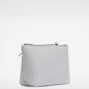 Bags Petit Piper Pouch in Grey