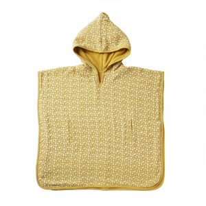 Towels + Face Washers Golden Days Organic Cotton Hooded Towel