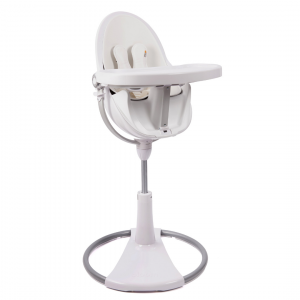 High Chairs Fresco Chrome Highchair in White (Frame Only)