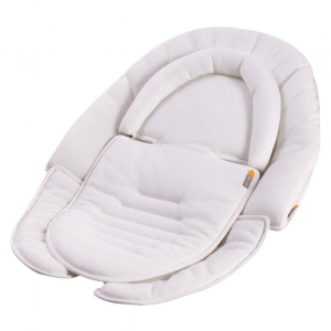 High Chairs Universal Snug Liner in Coconut White