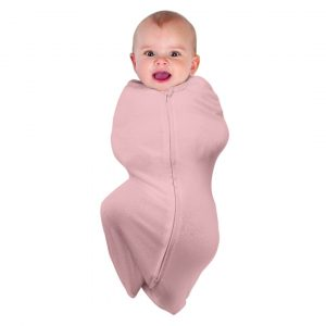 Sleeping Bags + Sleep Suits Swaddlepouch Organic Cotton various Colours 3-9m