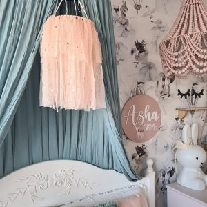 Mobiles Stardust Tulle Mobile