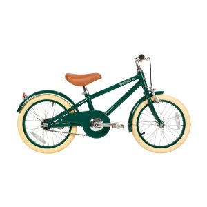 Trikes, Bikes + Cars Banwood Classic Bicycle in Green