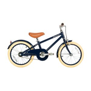 Trikes, Bikes + Cars Banwood Classic Bicycle in Navy