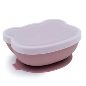 Plates + Bowls Stickie Bowl – Dusty Rose