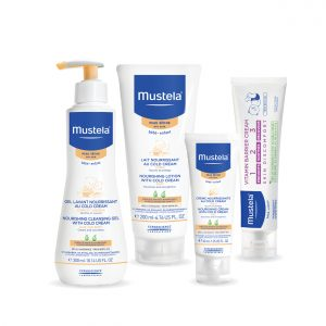 Baby Skincare Mustela Baby Dry Skin Collection