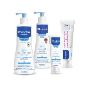 Baby Skincare Mustela Baby Normal Skin Collection