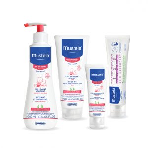 Baby Skincare Mustela Baby Very Sensitive Skin Collection