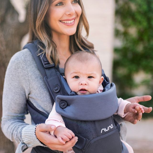 nuna cudle baby carrier