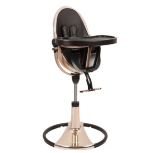 High Chairs Fresco Highchair Special Edition Rose Gold Frame + Fresco Chrome Seat Pad Starter Kit – ALL COLOURS