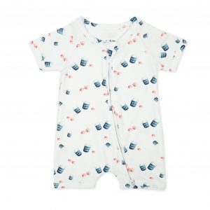 Rompers + Playsuits Baby Chino Short Romper
