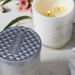 Candles + Diffusers Aromababy Aromatherapy Luxury Candle