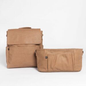Bags BUNDLE | The Hayes Backpack Parent Pack in Cappuccino RRP $268