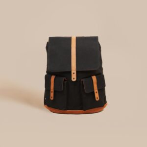 Bags The Arrived Backpack in Black