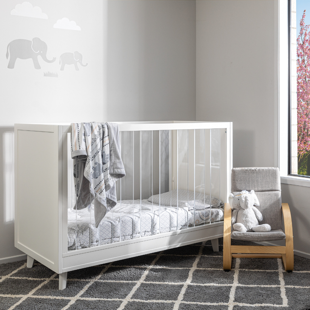 best baby cot crystaline
