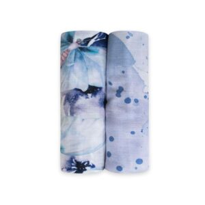 Swaddles + Baby Wraps Sweet Dreams Twinset Organic Cotton/Bamboo Swaddles