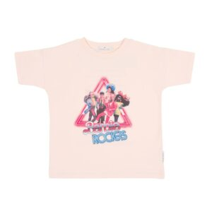 Girls Tops Barbie™ and the Rockers Band T-Shirt Pink