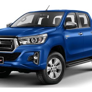Toyota Hilux 8th Generation | TruckMasters OX Car Window Sun Shades (AN120,AN130; 2015-Present)