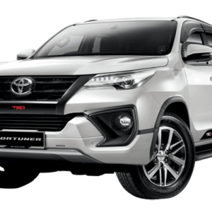 Toyota Fortuner 2nd Generation   Hilux SW4   SW4 Car Window Sun Shades (AN150,AN160; 2015-Present)
