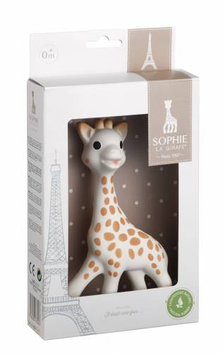 sophie la girafe baby teether