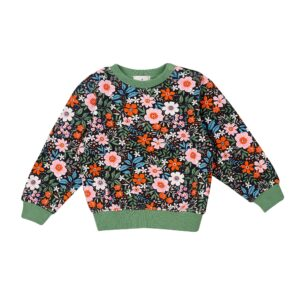 Girls Jackets Bloom Relaxed Sweater