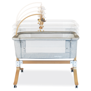 Kaylula Co Sleeper Cradle