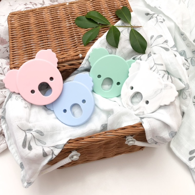 k-bear baby teethers from Baby Love