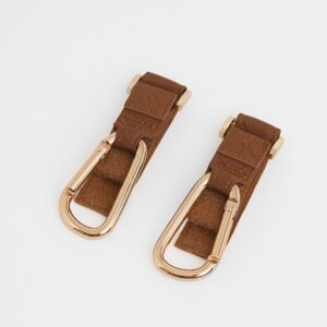 Nappy Bags The Arrived Pram Clips in Tan
