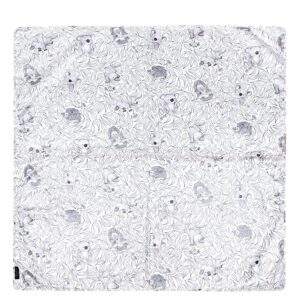 Cleaning Cuddly Faces Splat Mat 21