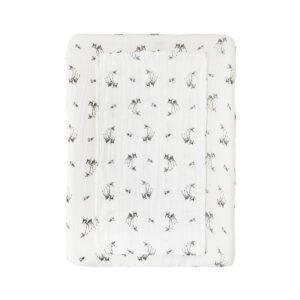 Change Mats/Pads + Covers Rose in April Fawn Cover for PUDI Mattress for Noga Changing Table
