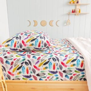 Feathers Single Sheets