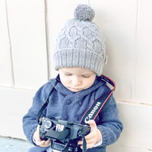 Hats + Beanies Cable Knit Beanie